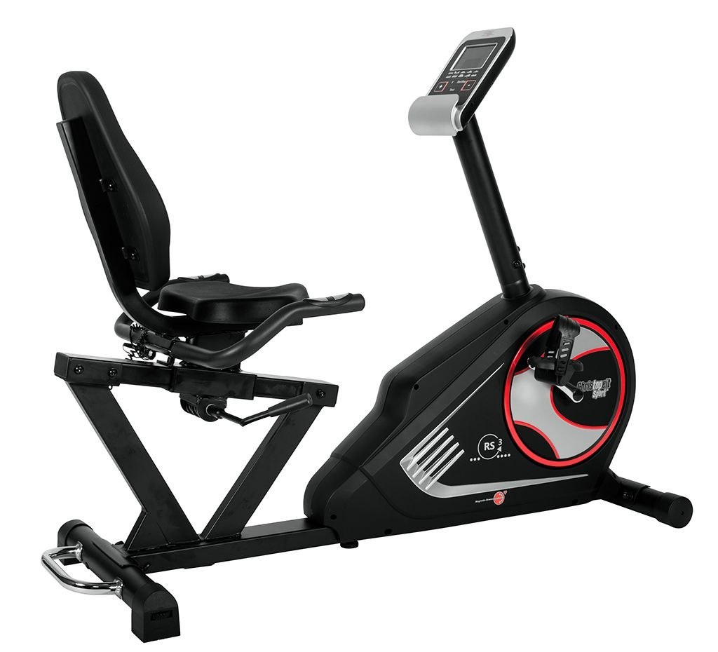 Rower Poziomy Christopeit Rs3 do 150 kg